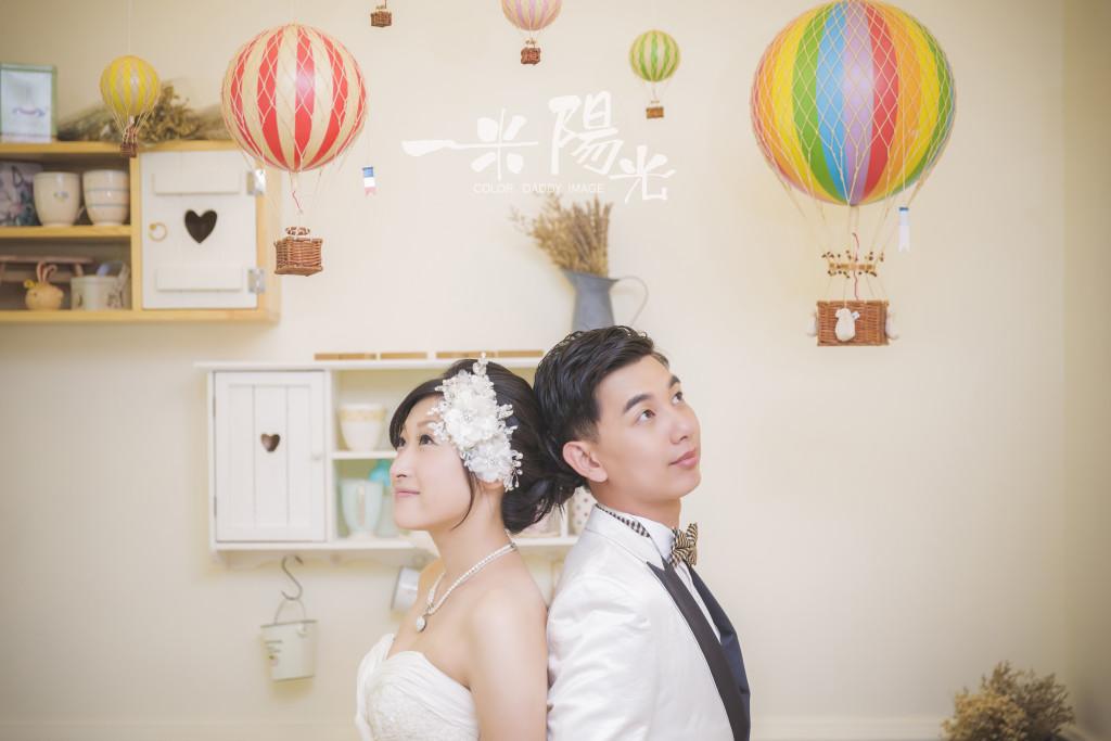 婚紗-一米陽光4