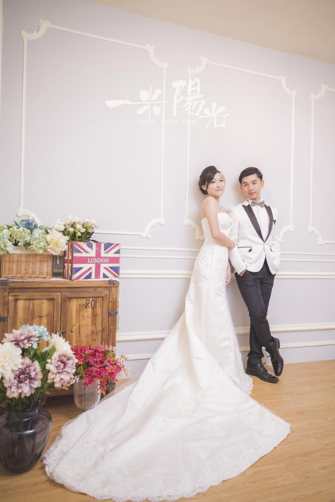 婚紗-一米陽光5