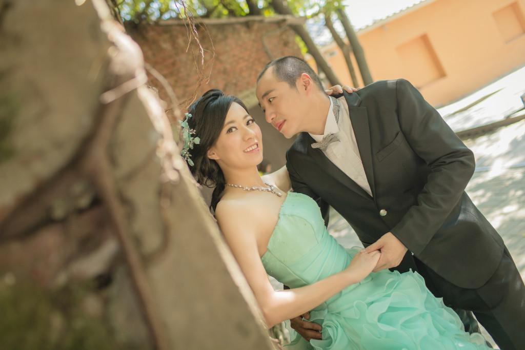 婚紗-台南樹屋2