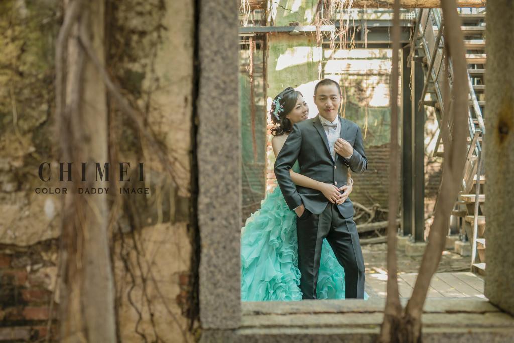 婚紗-台南樹屋3