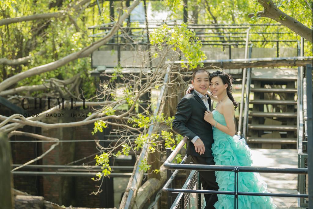 婚紗-台南樹屋7