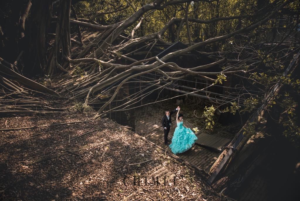 婚紗-台南樹屋8