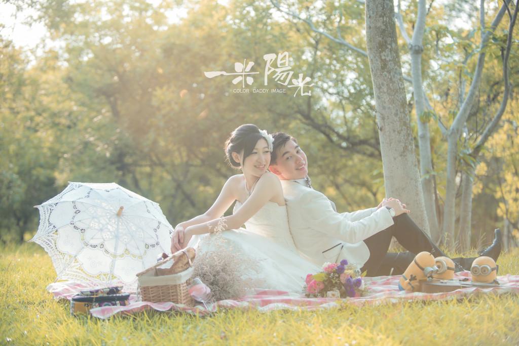 婚紗-都會公園3