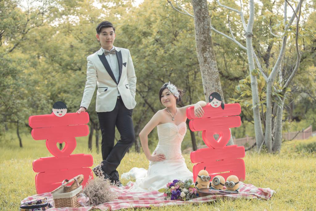 婚紗-都會公園5
