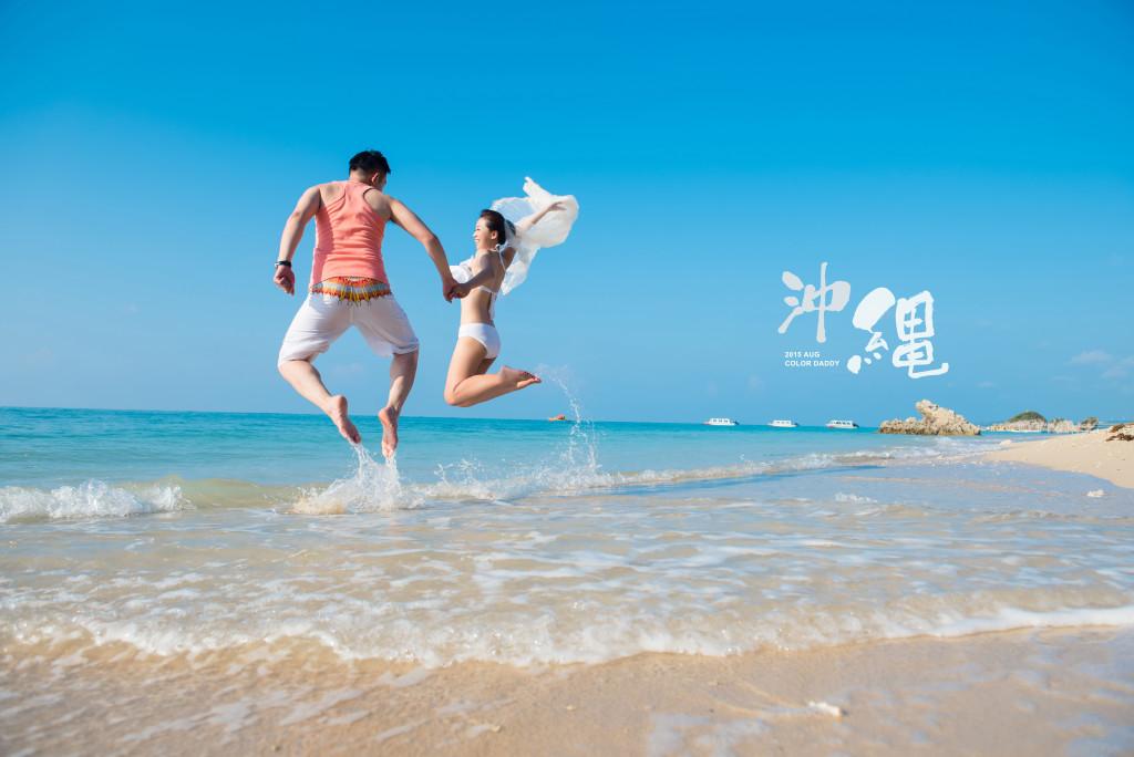 沖繩婚紗1