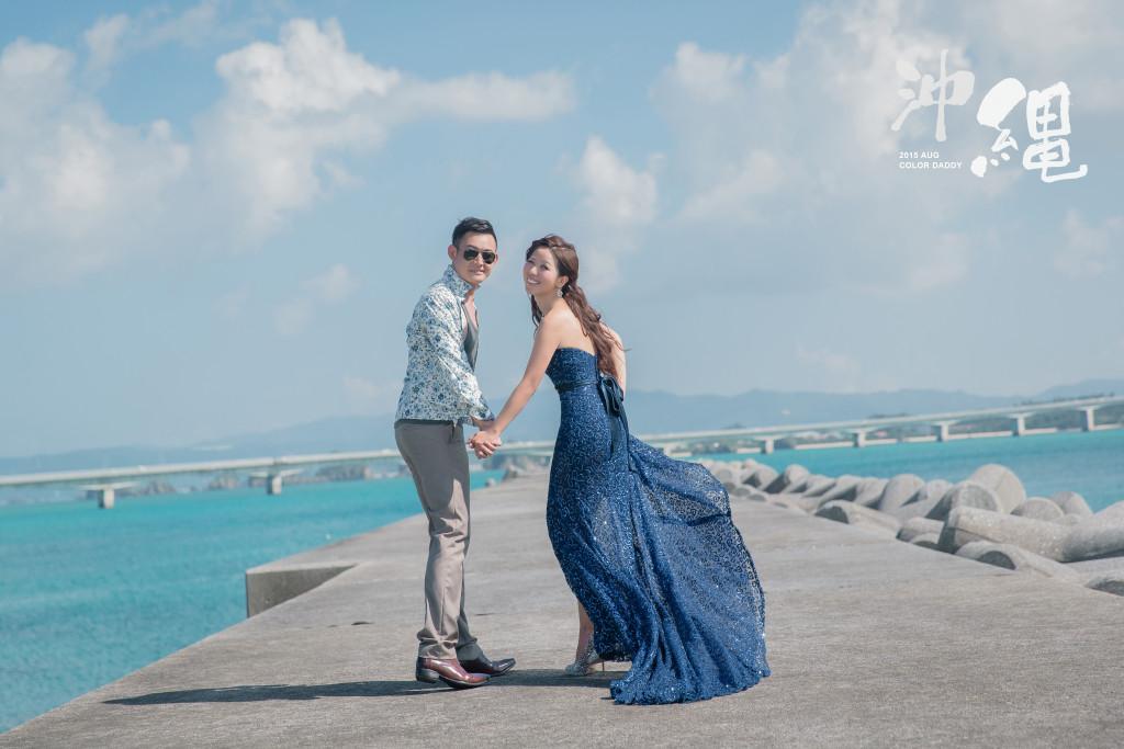 沖繩婚紗12