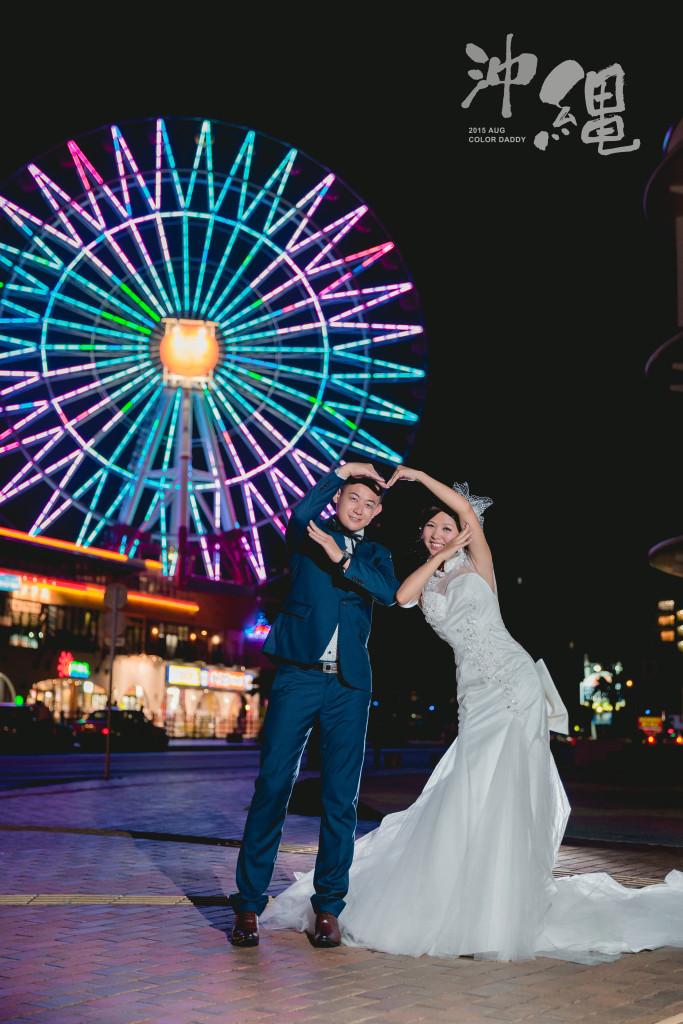 沖繩婚紗17