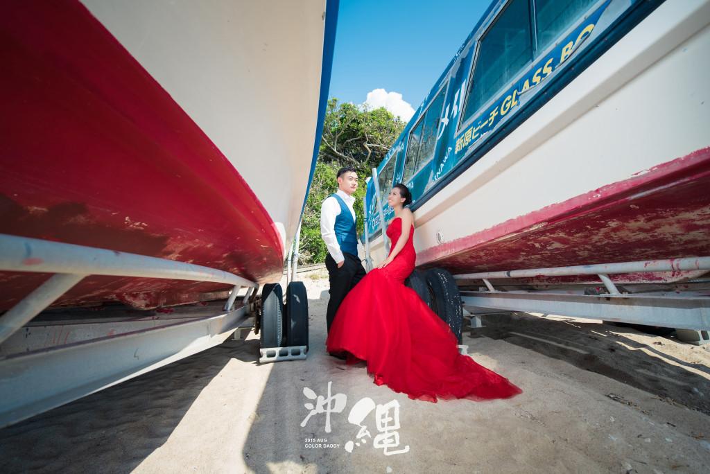 沖繩婚紗3