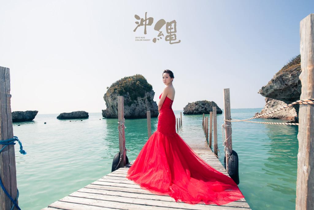 沖繩婚紗4