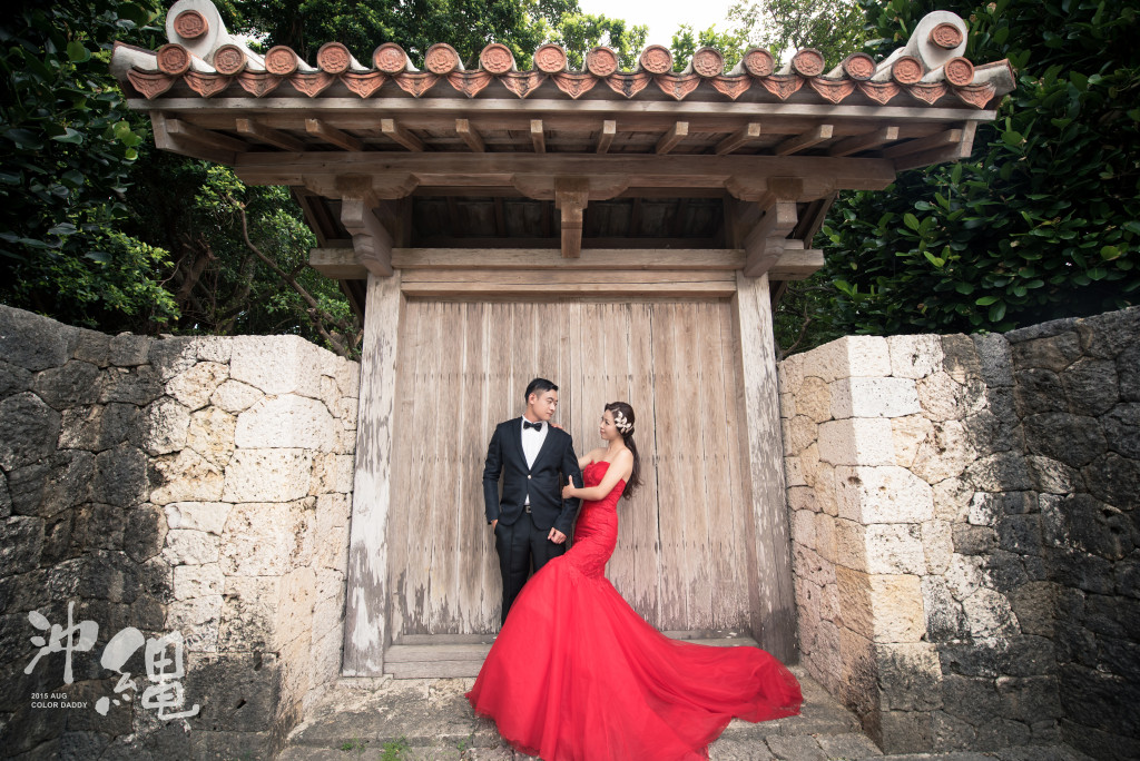 沖繩婚紗6