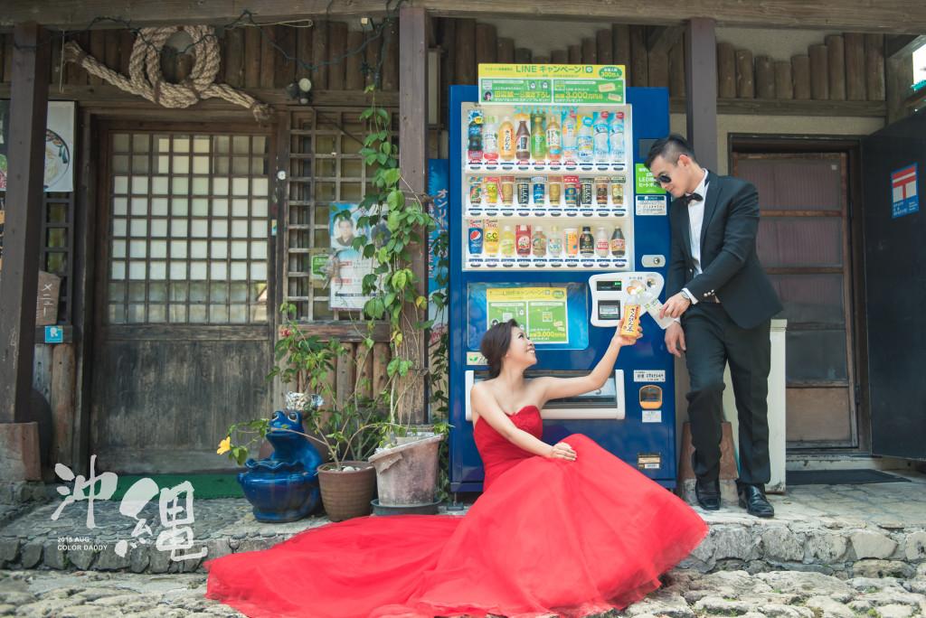 沖繩婚紗9