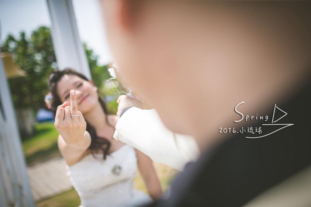 小琉球婚紗 (14)