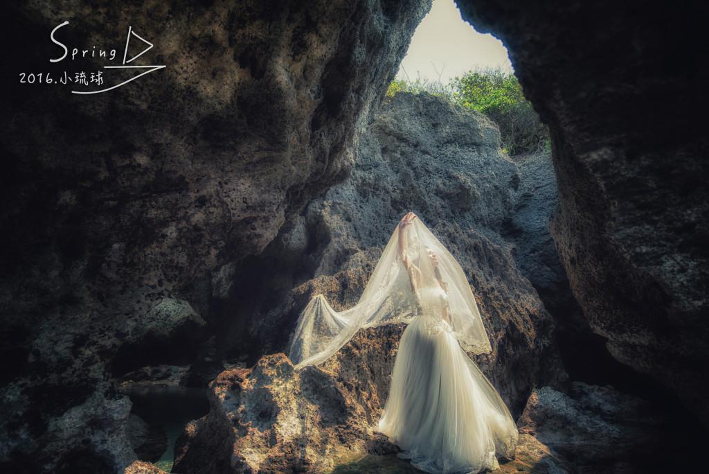 小琉球婚紗 (17)