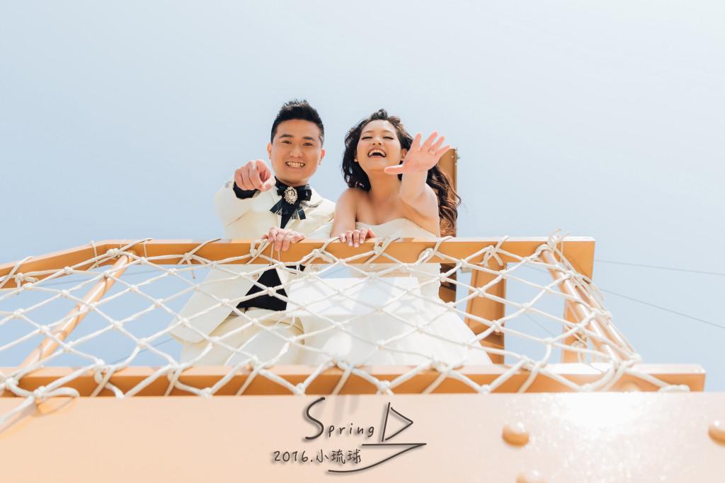 小琉球婚紗 (7)