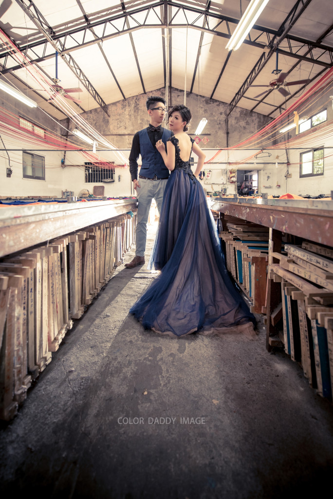 印刷廠婚紗 (2)