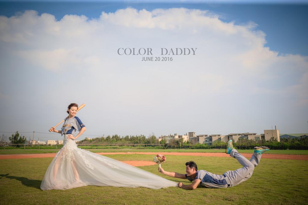 自主婚紗-棒球 (3)