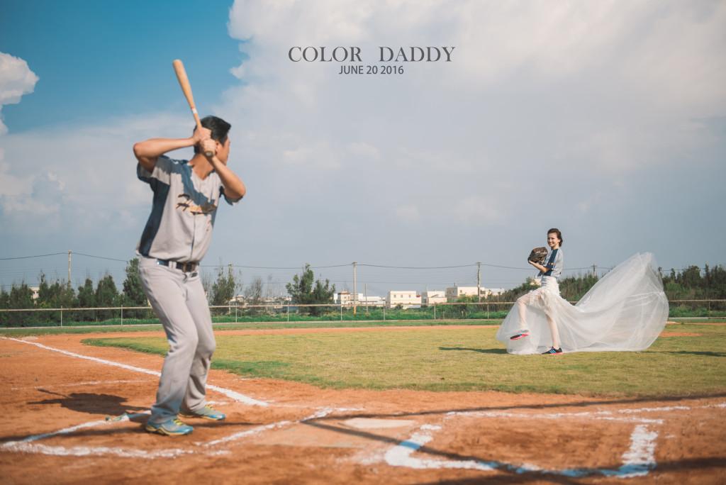 自主婚紗-棒球 (5)