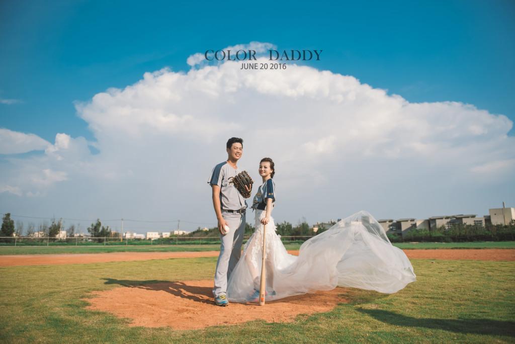 自主婚紗-棒球 (6)