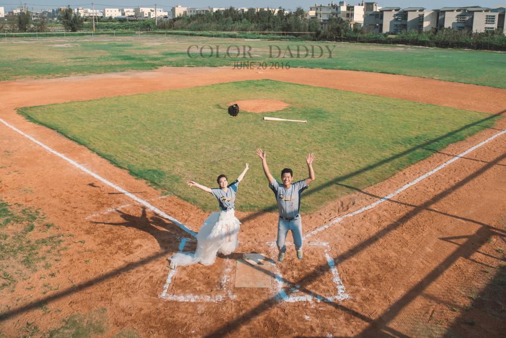自主婚紗-棒球 (7)