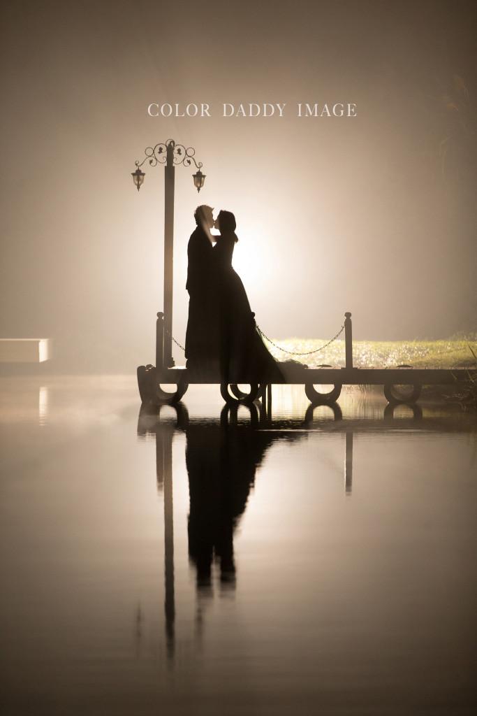 格林奇幻森林婚紗19