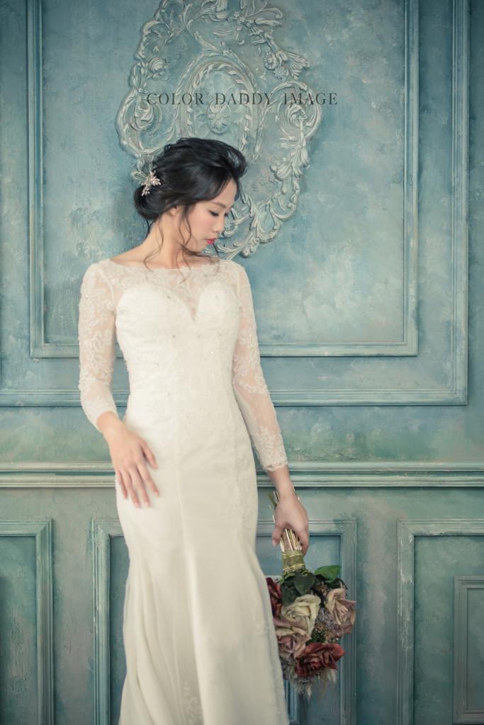 格林奇幻森林婚紗25