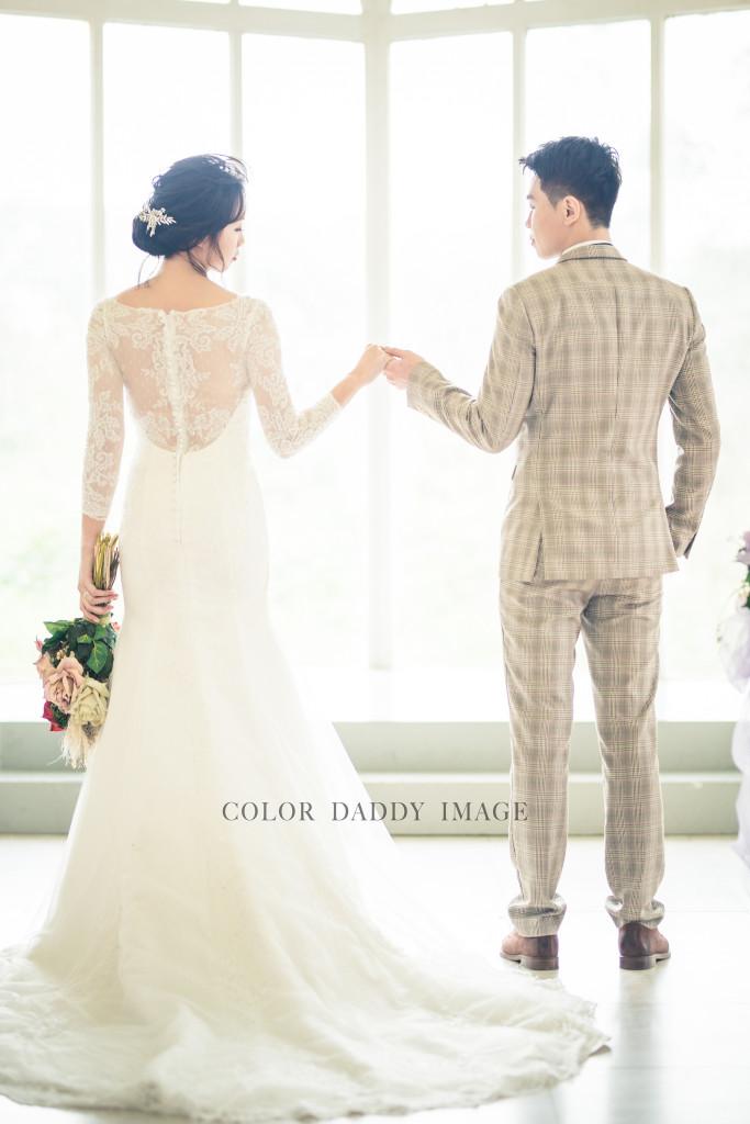 格林奇幻森林婚紗26