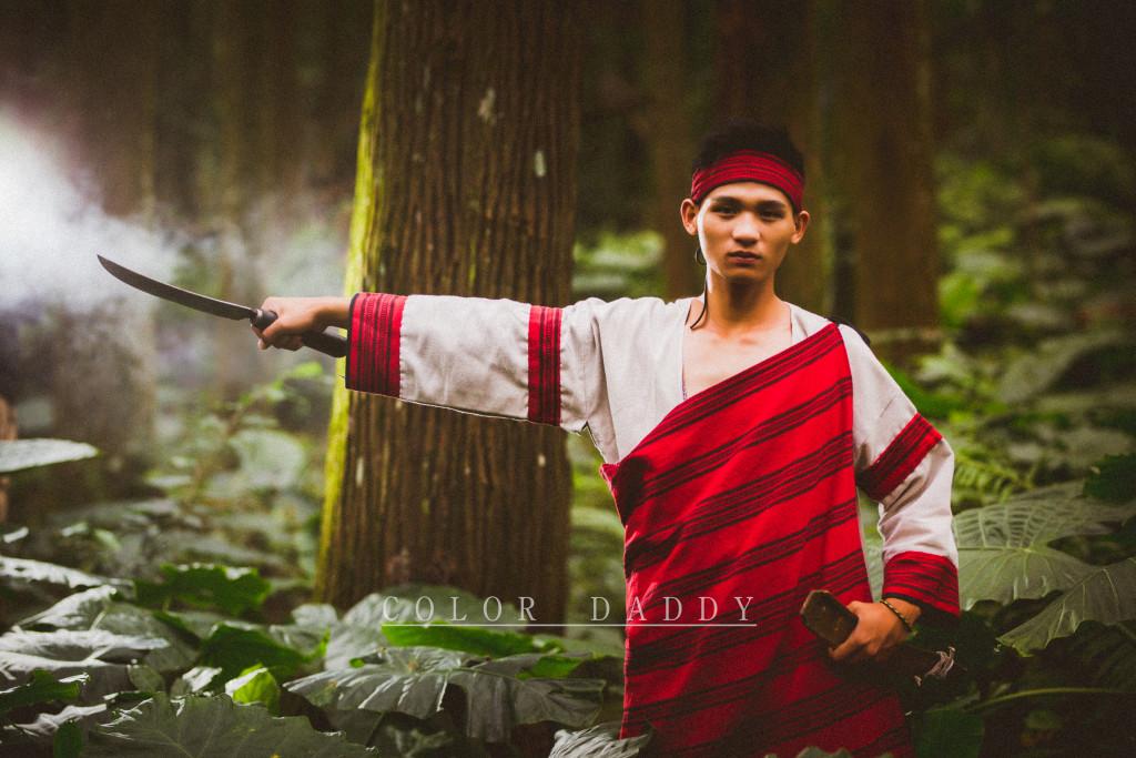 原住民婚紗10