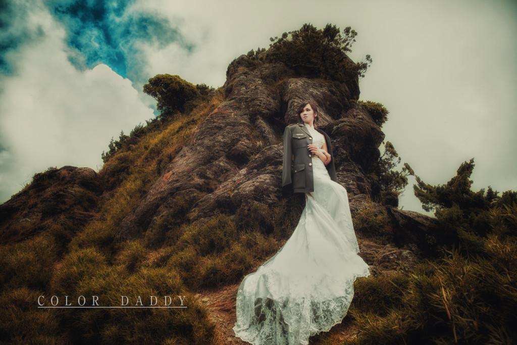 原住民婚紗17
