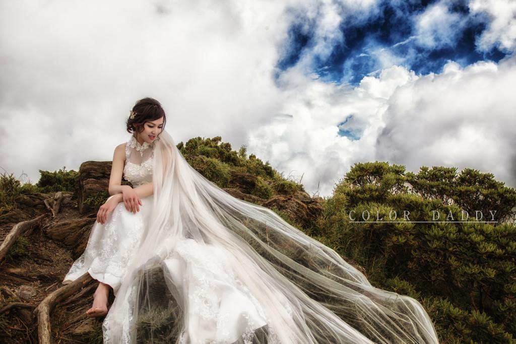 原住民婚紗19