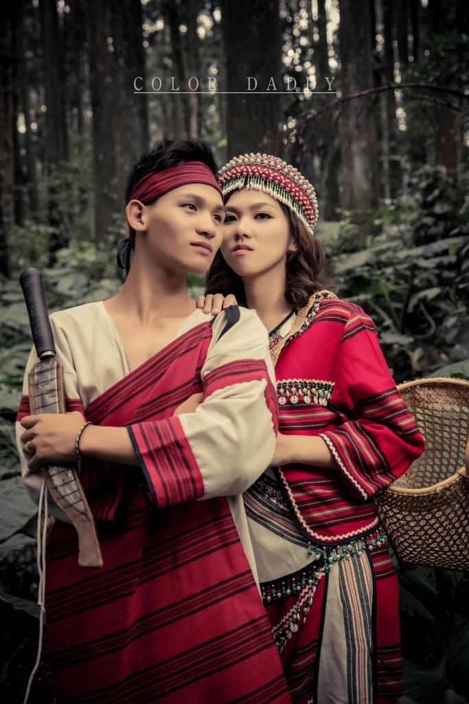原住民婚紗30
