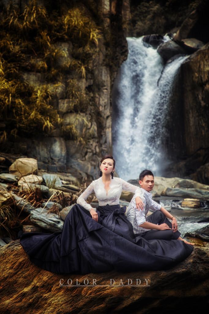 原住民婚紗31
