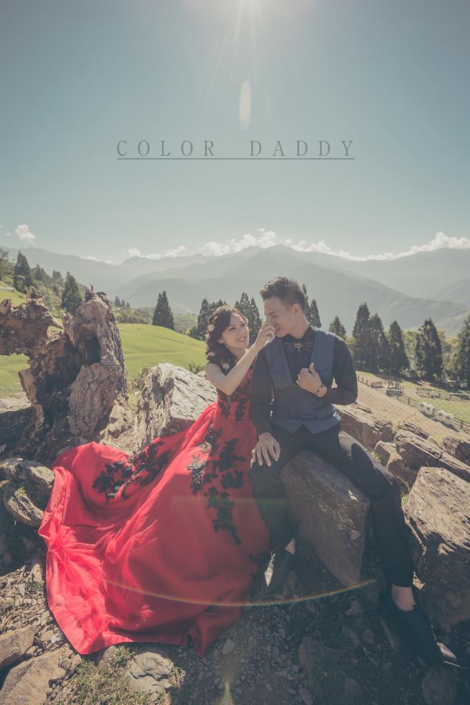 原住民婚紗4