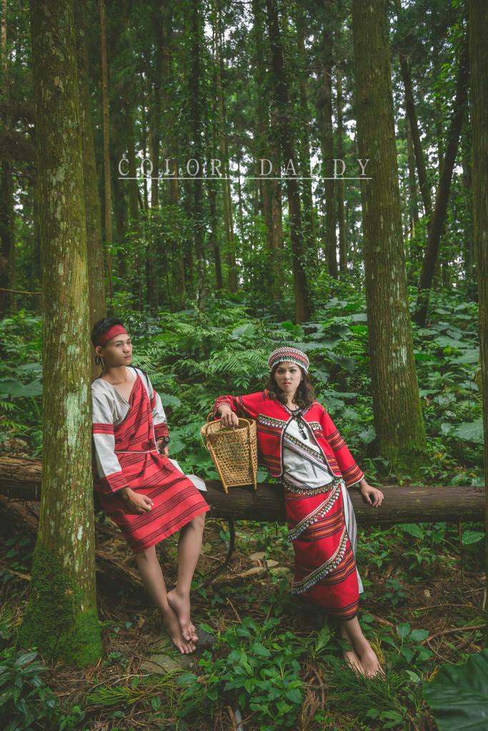 原住民婚紗8