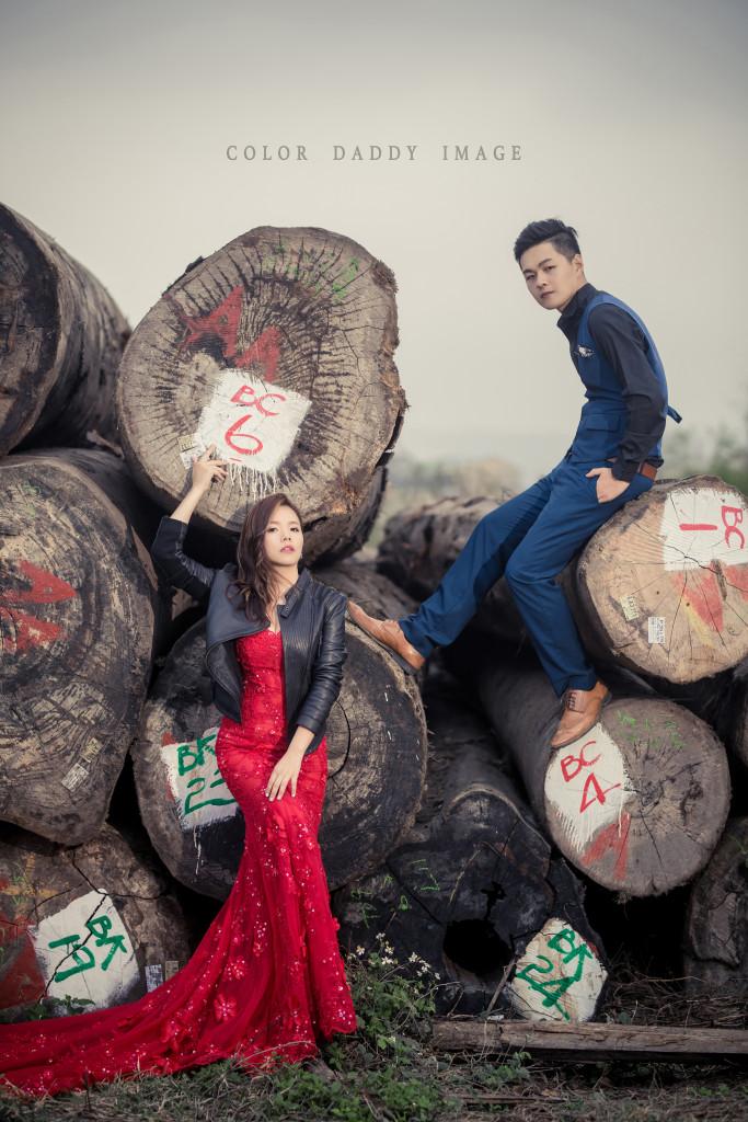 Bella&Wei婚紗11